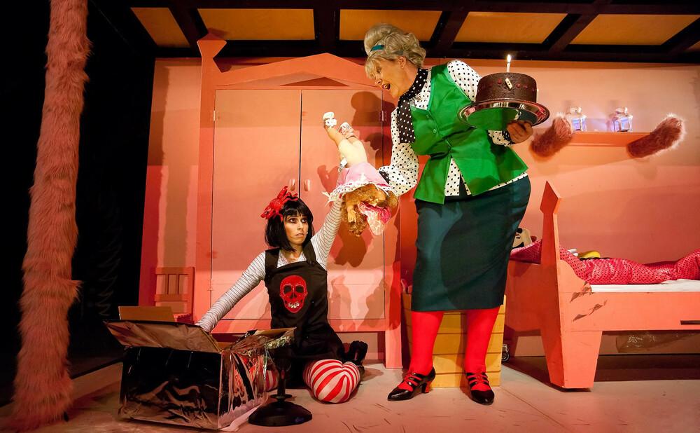 Čarodejník z krajiny Oz (teta Ema)