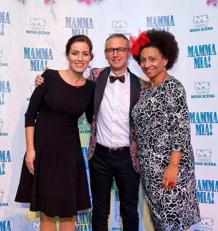 Premiéra muzikálu Mamma Mia!